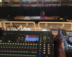 Sono X-Clusive - 2016 - Show Zumba à Tournai
