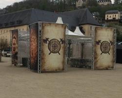 Sono X-Clusive - 2017 - Medieval Run à Bouillon